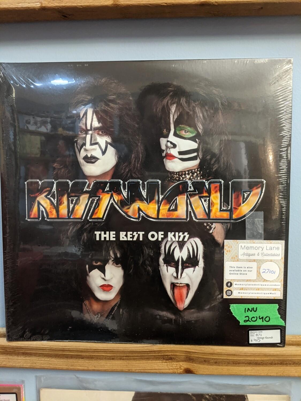 Kiss - LP - Kissworld