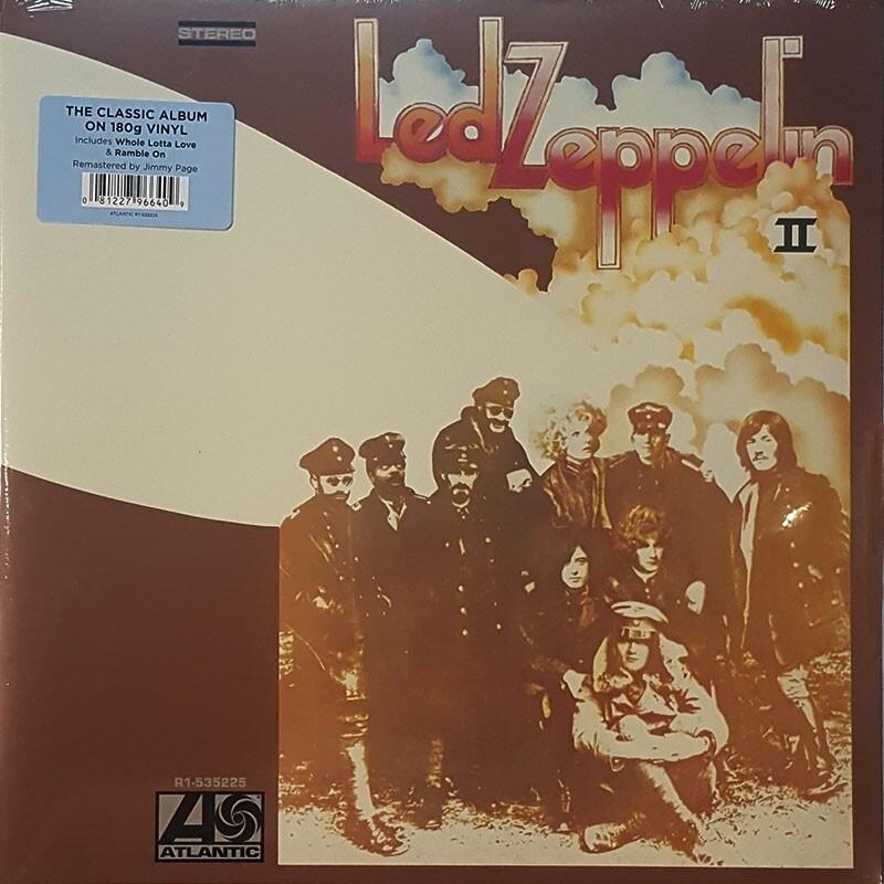 Led Zeppelin - LP - Volume 2