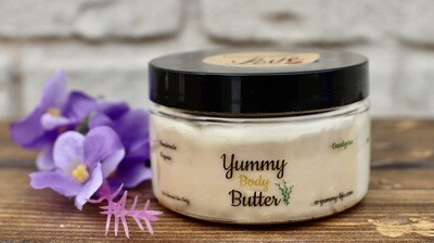 Yummy Body Butter - Eucalyptus