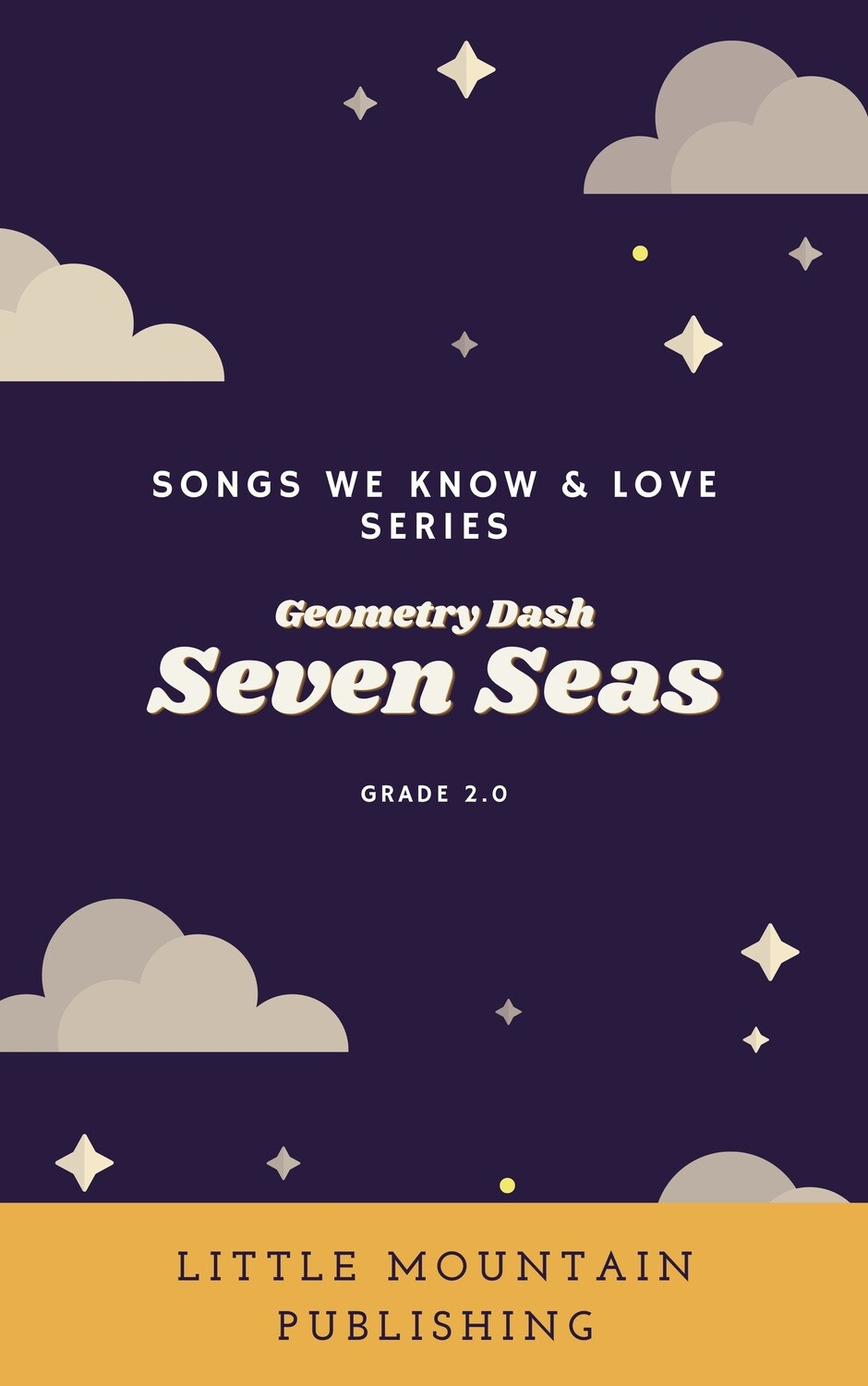 Seven Seas - Geometry Dash