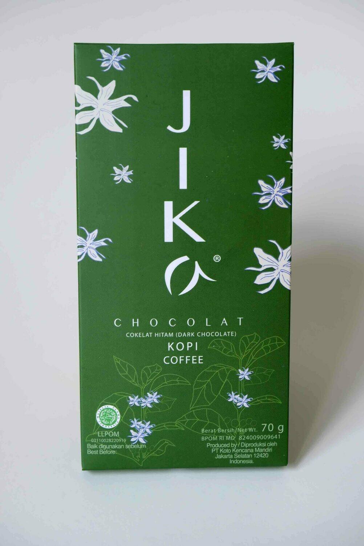 JIKA CHOCOLAT Café de Sumatra