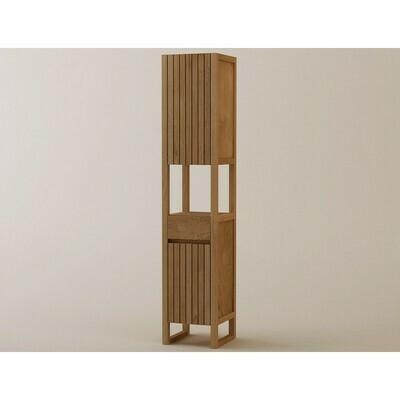 Colonne teck salle de bain SULAWESI - 180cm