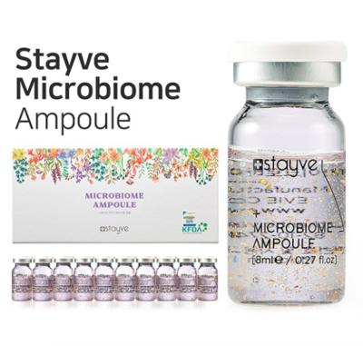 STAYVE Microbiome