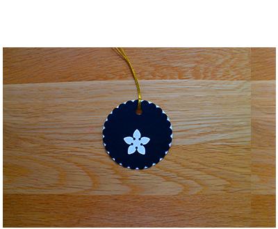 Black & White II Gift Tags (set of 6)