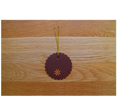 Chocolate & Coffee Gift Tags (set of 6)