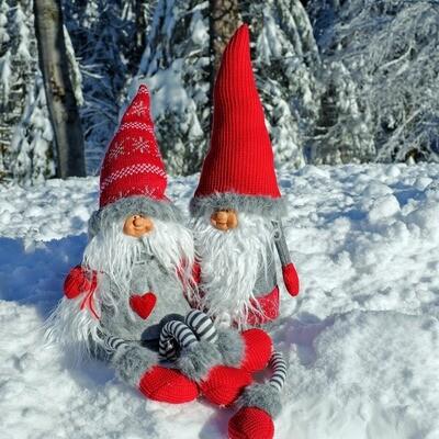 How Long Can We Go - Jule skovtur sammen hver for sig.
