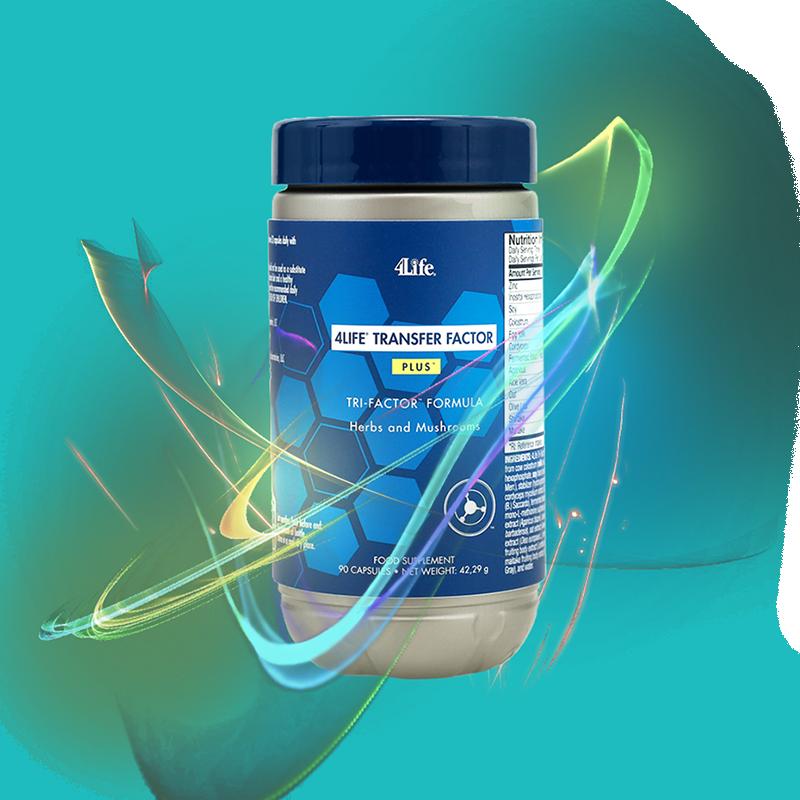 4Life Transfer Factor TriFactor PLUS met codyvant