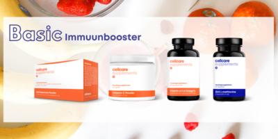 Cellcare Immuun Booster pakket - 4Pack
