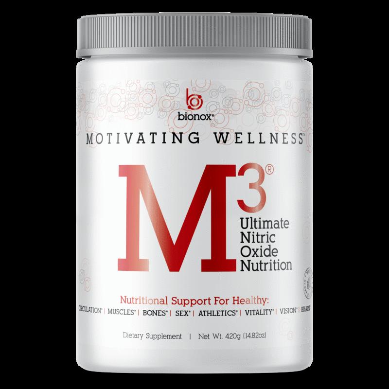 Bionox M3 Miracle Molecule Max voor een betere doorbloeding 420 gram