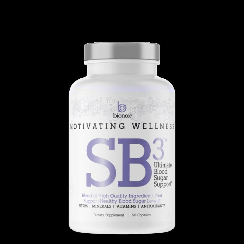 Bionox Sugar Balance, 90 stuks voor afvallen en een stabiele bloedsuikerspiegel