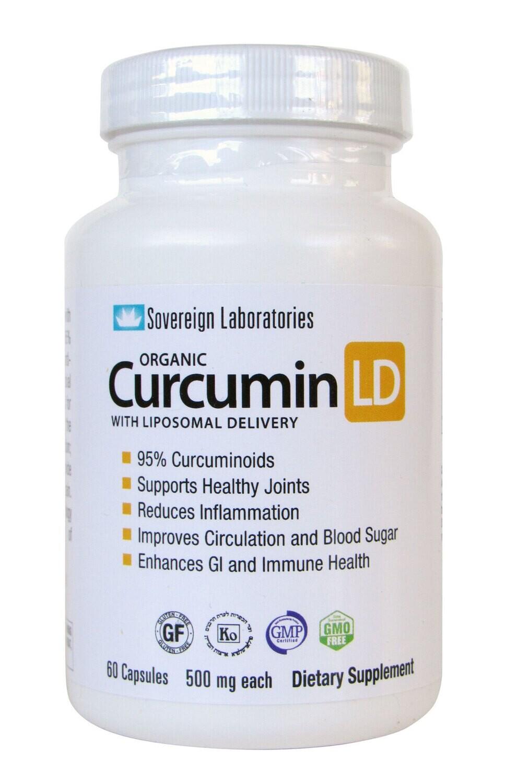Sov Lab Liposomale Curcumine-LD  biologisch