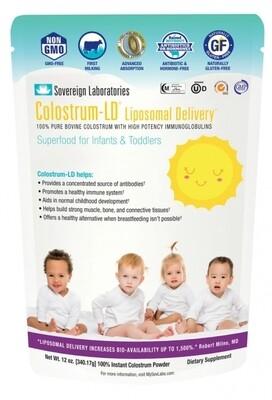 Sov Lab Colostrum LD Kind en zuigeling  50 gram