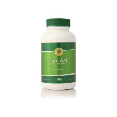 4Life Fibro AMJ daytime formula - glucosamine + vitamine B6