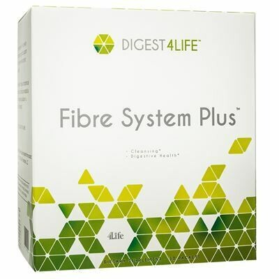 4Life Fibre System Plus - reiniging & ontgifting programma