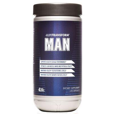 4Life MAN - gezond ouder worden - speciaal voor mannen