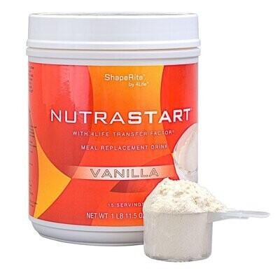 4Life Nutra Start met Transfer Factor - Vanille smaak - maaltijdvervanger