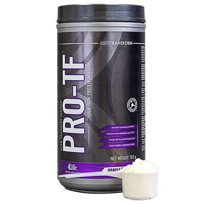 4Life ProTF met Transfer Factor -Aminozurencomplex vanille smaak
