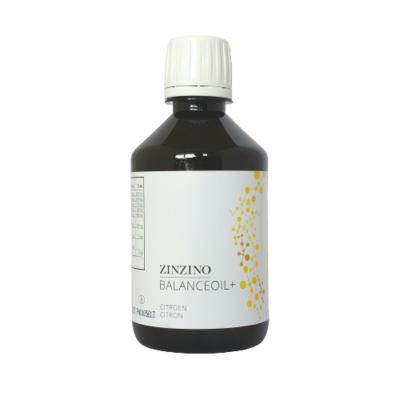 Zinzino Balance Omega3 olie :  300ml , orange-lemon-mint