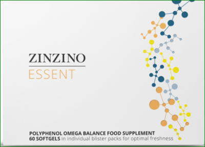 Zinzino Balanceoil Capsules - Essent 60 soft gels