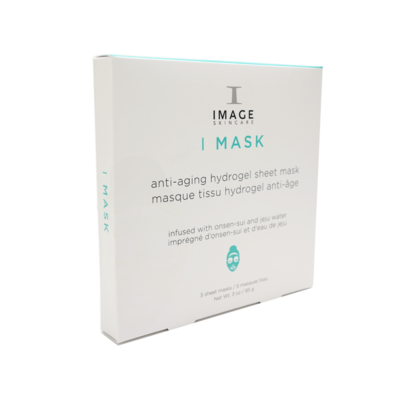 Anti-ageing hydrogel sheet mask