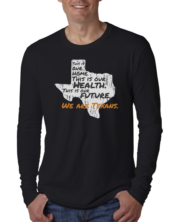 This Is Our Home Long Sleeve Tee
