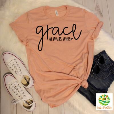 Grace Always Wins