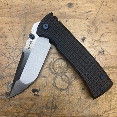 Chaves 229 G-10 Frag Pattern Tanto Custom 2