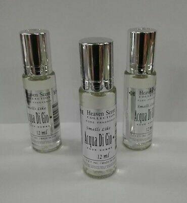 Body Oil Aqua Di Gio