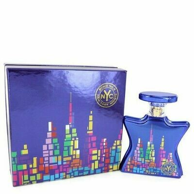 Bond No. 9 New York Nights Eau De Parfum Spray, Unisex Perfume, 3.3 Oz