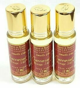 Body Oil Baccarat Rouge 510