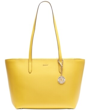 Dkny Sutton Leather Bryant Medium Tote