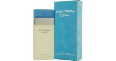 Dolce & Gabbana Light Blue Women Travel Edition