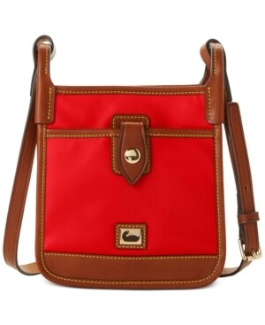 Dooney & Bourke Wayfarer Nylon Letter Carrier Crossbody