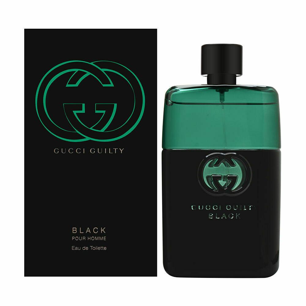 Gucci Guilty Men Black 90ml
