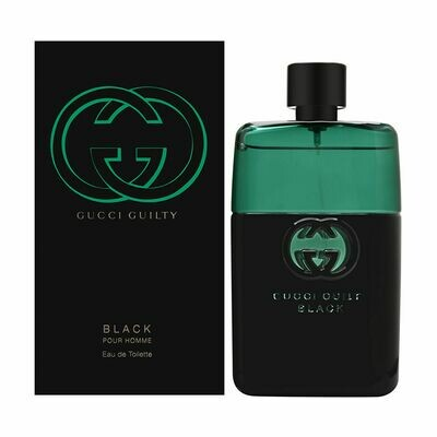 Gucci Guilty Men Black 90ml