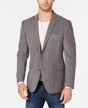 Kenneth Cole Reaction Sportcoat 40R Grey