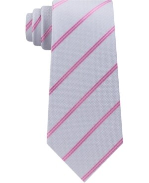 Kenneth Cole Tie Pink