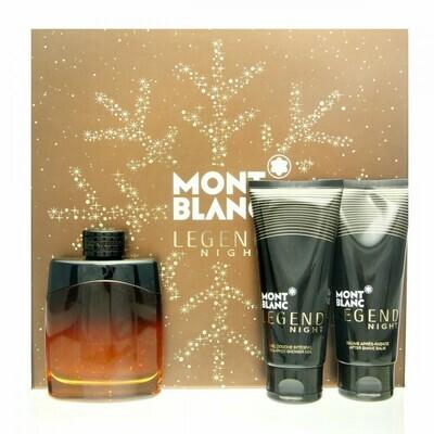 Mont Blanc Legend Night Gift Set