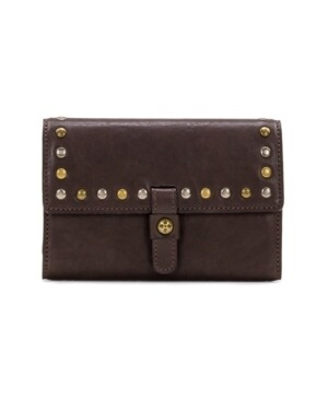 Patricia Nash Vintage Garment Washed Colli Wallet