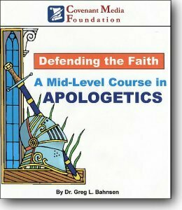 Mid-Level Course in Apologetics Mp3 on CD