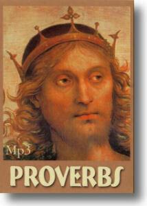 Proverbs - Mp3 on Cd