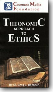Theonomic Approach to Ethics (I)