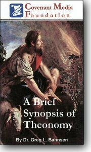 A Brief Synopsis of Theonomy
