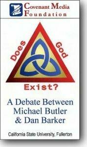 Does God Exist? Butler/Barker
