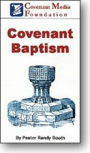 Covenant Baptism