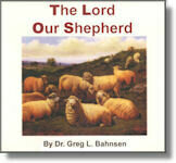 The Lord Our Shepherd