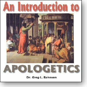 A Biblical Introduction to Apologetics