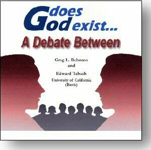 Does God Exist?  A Debate - Bahnsen/Tabash