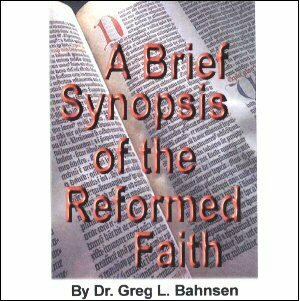 A Brief Synopsis of the Reformed Faith CD