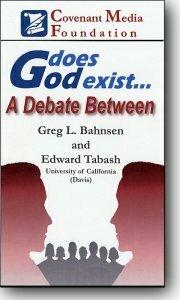DVD119 Does God Exist?  A Debate Bahnsen/Tabash